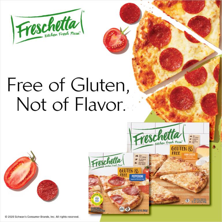 FRESCHETTA® GlutenFree Instagram Post